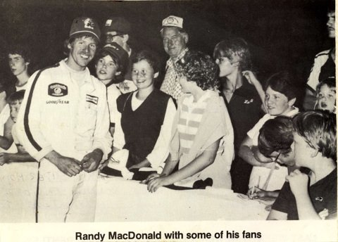 Flamboro Fans With Randy