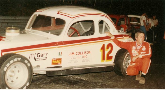 #12 Jim Collison