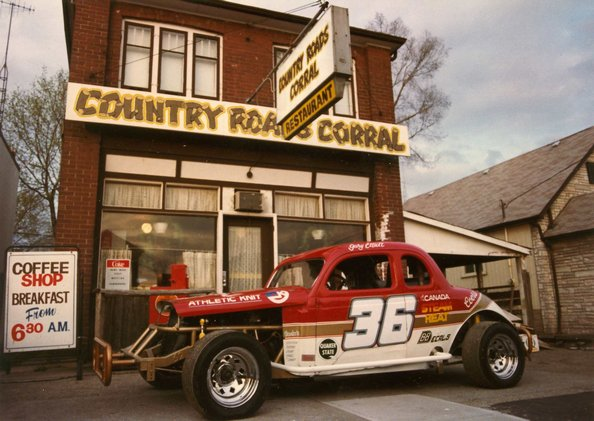 Country Roads Corral