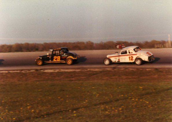 1st Gold Cup Race of 84'