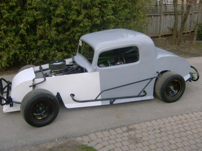 33 Chev Coupe