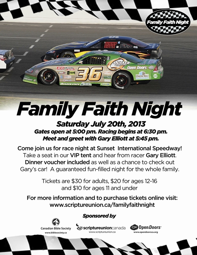 Famly Faith Night