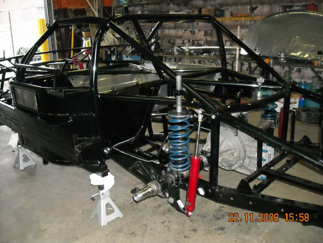 McColl Chassis