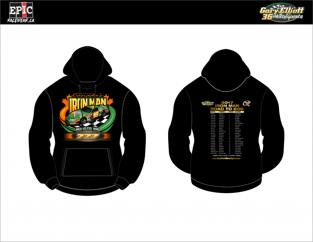 2017 Hoodie & T-shirt design  (1)